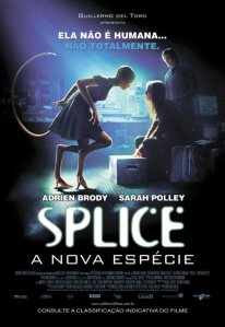 Cartaz de Splice