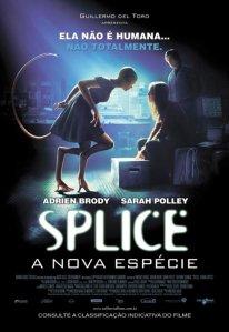 Cartaz de Splice