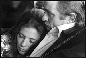 June Carter e Johnny Cash