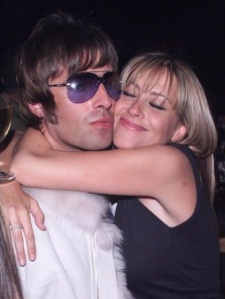Nicole Appleton e Liam Gallagher