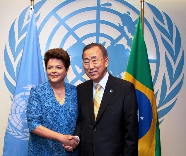 """Cumprimento da agenda? ONU pede """"investigação independente"""" sobre uso da força pela polícia nos protestos no Brasil"""